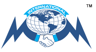 M. M. International Logo
